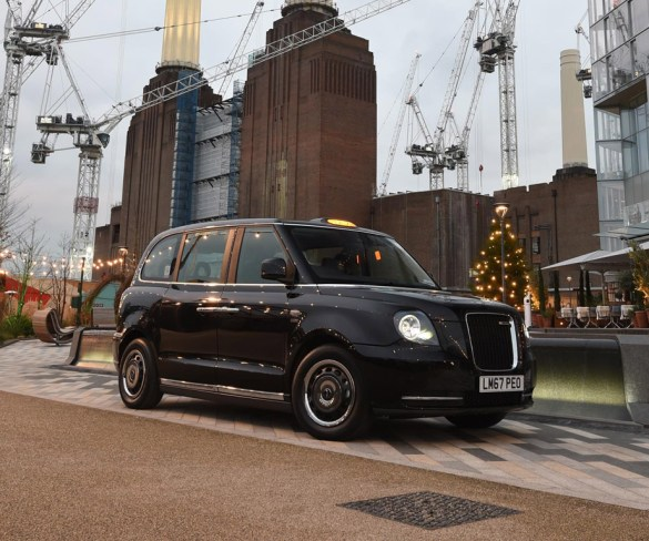 Opt for electric black cabs only with new Gett service