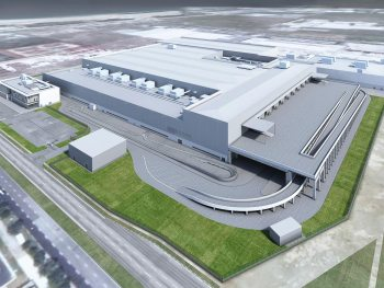Dyson's new facility in Singapore is due for completion in 2020, with first electric cars rolling off the production line in 2021