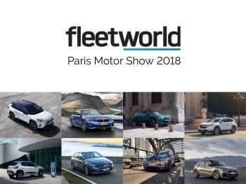 Fleet World Paris Motor Show 2018 roundup