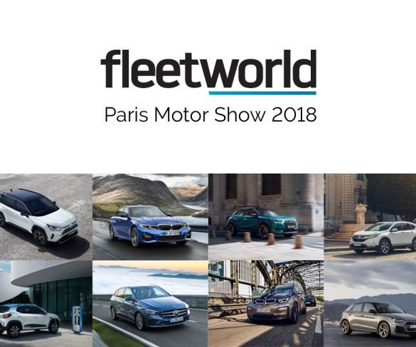 Paris Motor Show 2018 Roundup