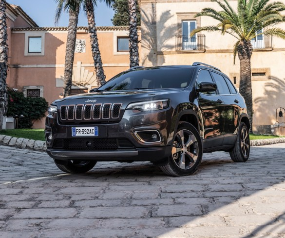Road Test: Jeep Cherokee