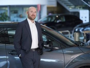 Stuart Ferma, general manager, fleet operations, Toyota GB