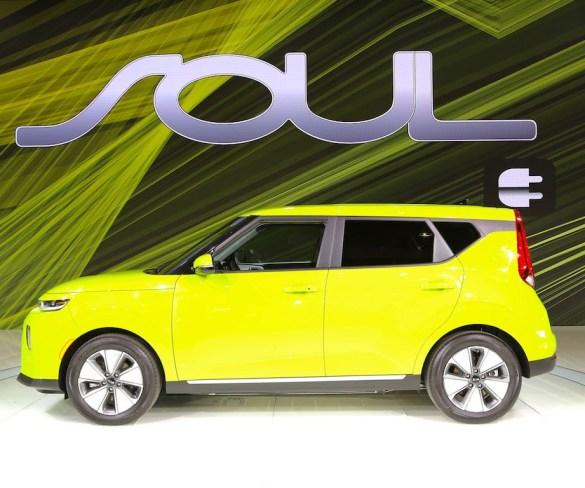 New Kia Soul EV brings extra power and range