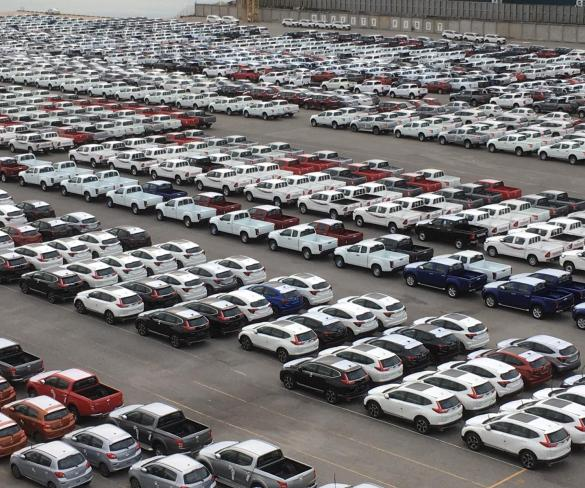 Fleet sector confidence on rise but vehicle supply issues risk recovery