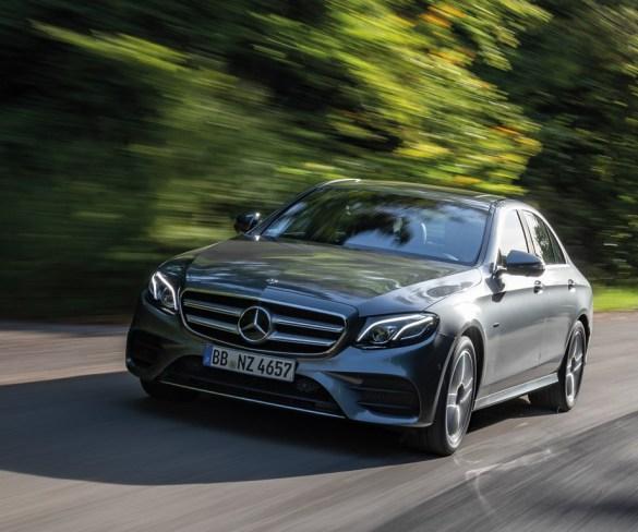Road Test: Mercedes-Benz C-Class & E-Class PHEVs