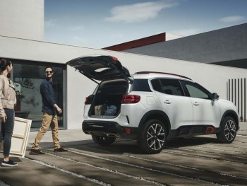 Citroën's C5 Aircross should help the brand grow its presence