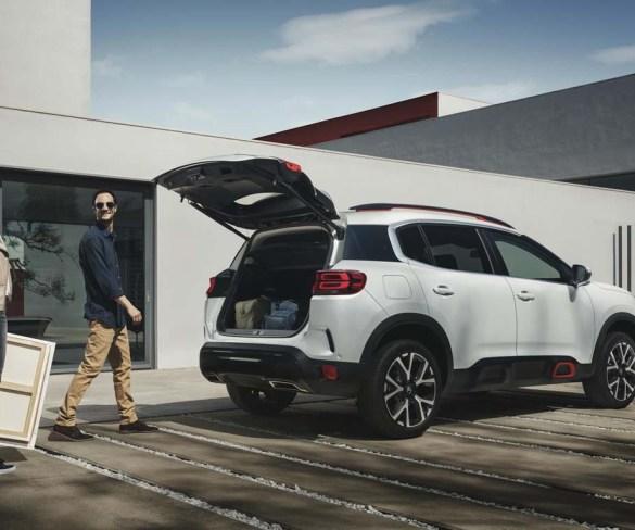 SUVs to drive Citroën fleet take-up