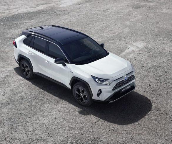 Prices and specs revealed for hybrid-only Toyota RAV4