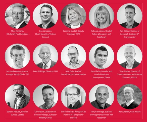 Speaker line-up and topics revealed for inaugural Great British Fleet Event