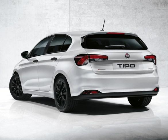 Street trim adds choice to Fiat Tipo Range