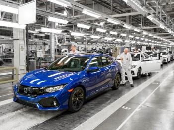 Honda of the UK Manufacturing, Civic