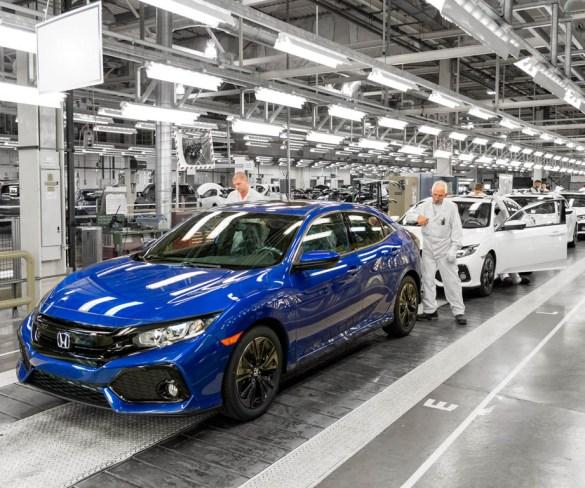 Hundreds of temp jobs to be axed at Honda's Swindon plant