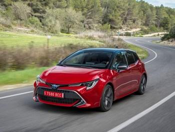 Toyota Corolla – hatchback