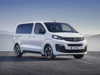 Vauxhall announces pricing for new British-built Vivaro Life