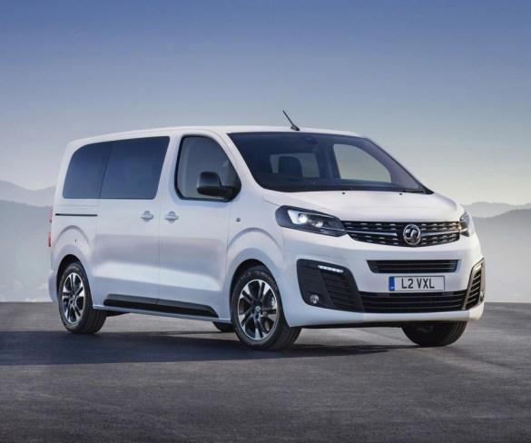 Vauxhall announces pricing for Vivaro Life