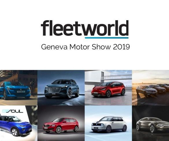 Geneva Motor Show 2019 Roundup