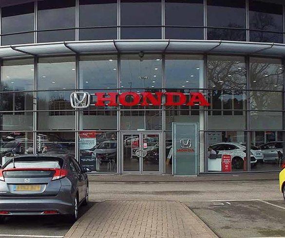 Honda celebrates 100th pledge to increase fleet penetration