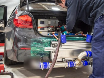 Smart Fleet Cloud system, which can be fitted to any car, utilises verifiable algorithmic data to accurately measure and manage vehicle exhaust emissions in real time
