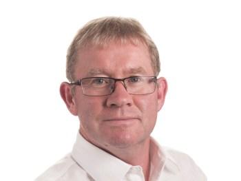 Gordon Stephen, managing director, Ogilvie Fleet