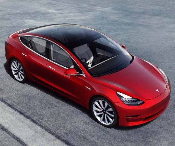 UK ordering now open for Tesla Model 3