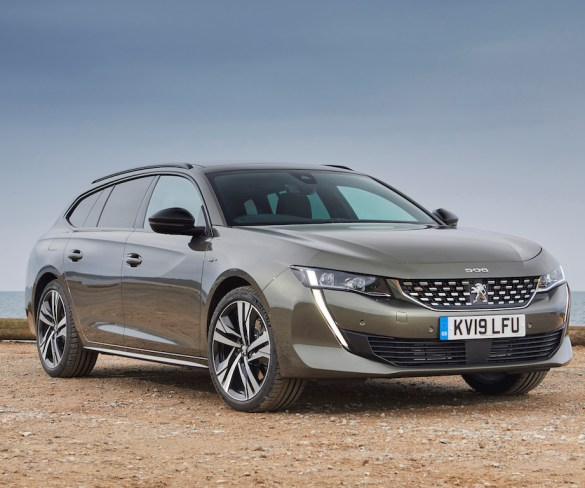 Peugeot 508 SW pricing and specs announced