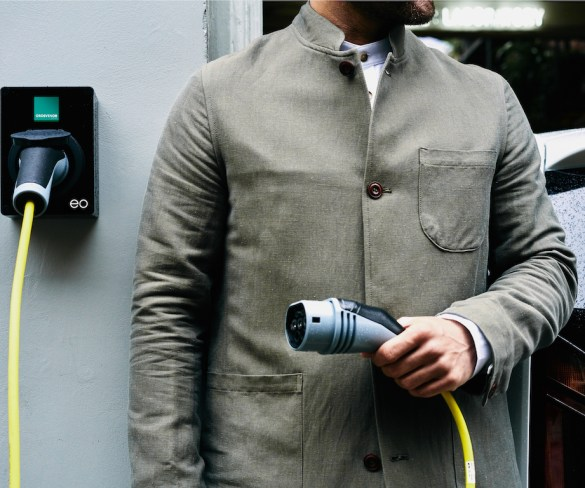 Grosvenor and EO Charging partner for plug-in vehicle lease package