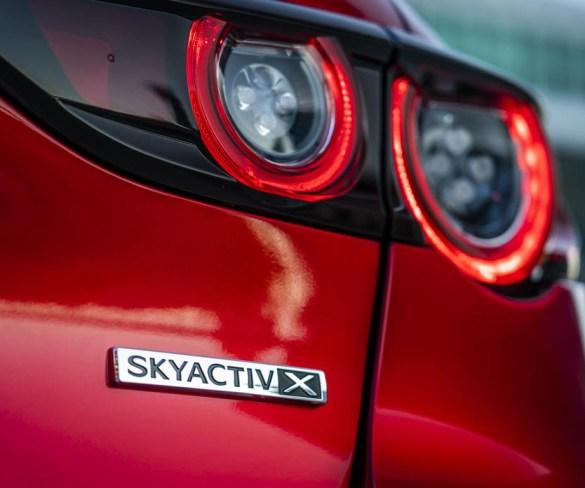 Mazda Skyactiv-X pricing announced