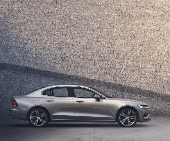Volvo S60 gets new trims and 39g/km plug-in hybrid