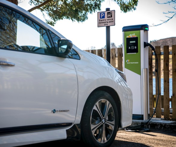 EV charging stations now outnumber petrol stations