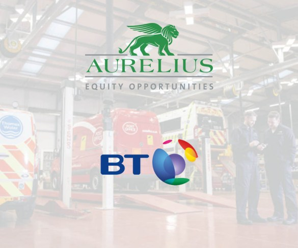 BT Fleet Solutions to rebrand following its acquisition by Aurelius