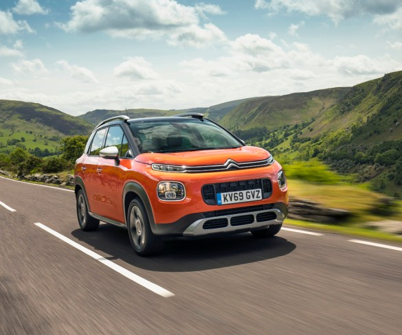 C3 Aircross becomes latest Citroën to receive range updates