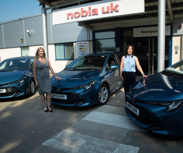 Nobia makes switch to hybrids