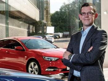 James Taylor, fleet sales and remarketing director, Vauxhall