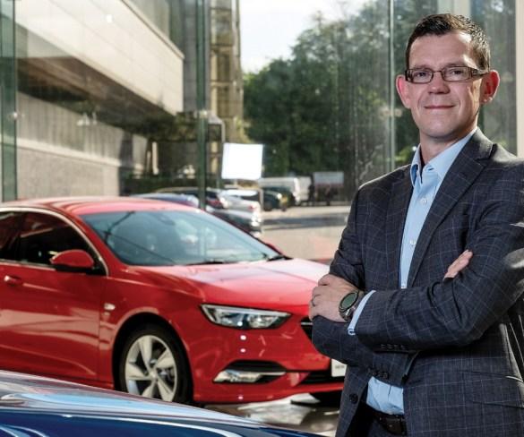 Interview: Vauxhall fleet sales director James Taylor