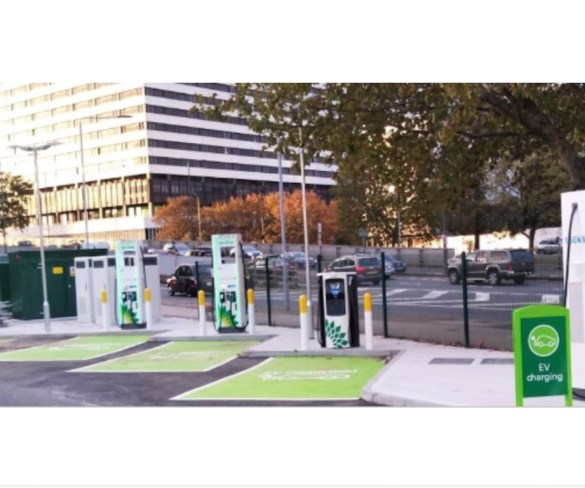 London's 'first' 150kW ultra-fast public charging hub goes live