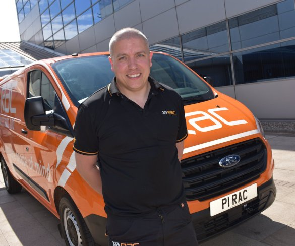 RAC's top patrol aims high with 2019 WLTP Challenge