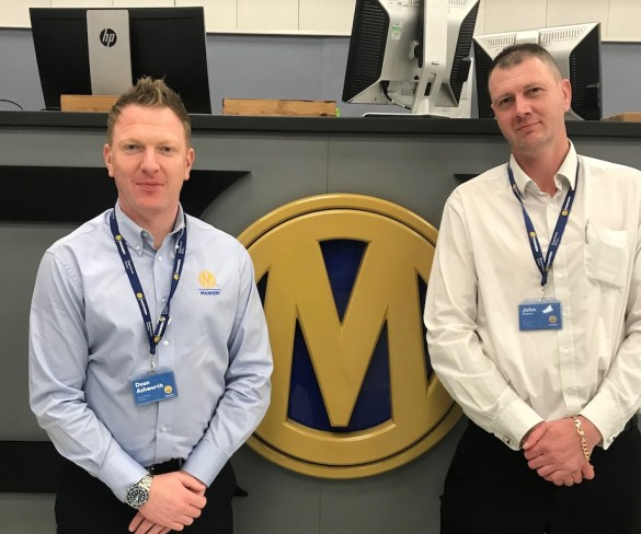 Manheim expands auction centre management team