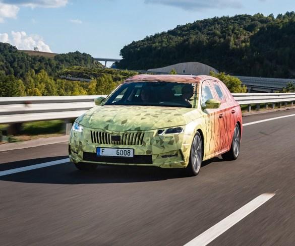 First details of new fourth-generation Škoda Octavia revealed