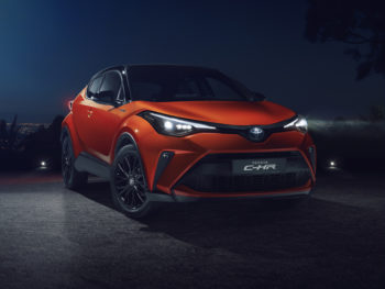 Toyota has dropped the petrol non-hybrid from the C-HR range, but added a new more powerful hybrid option in its place
