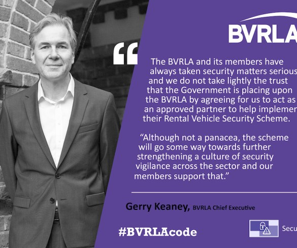 BVRLA to monitor compliance with vehicle terrorism prevention scheme