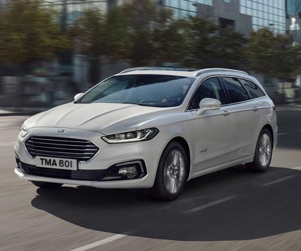 Road Test: Ford Mondeo Titanium Edition Hybrid Estate
