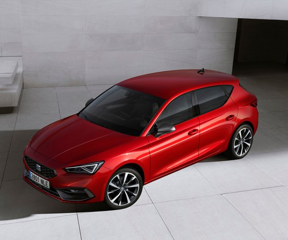 SEAT targets fleets with all new Leon