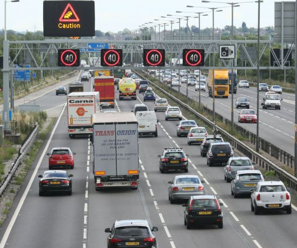 Six in 10 drivers think smart motorways should be scrapped