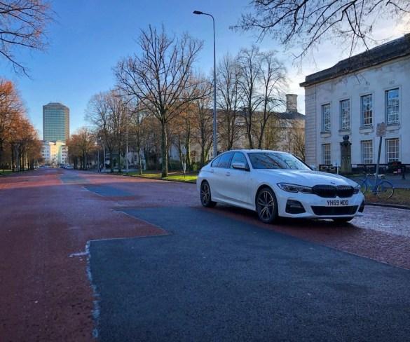 Fleet World Fleet: BMW 330e M Sport