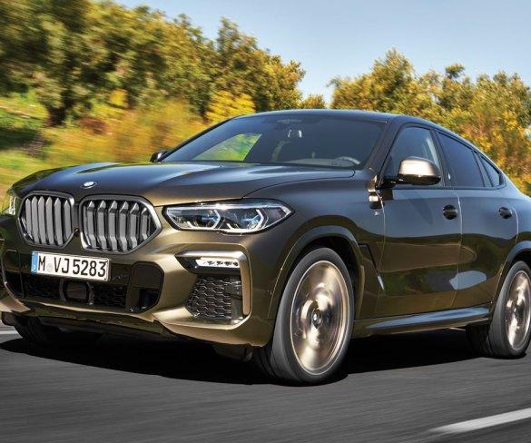 Road test: BMW X6 xDrive30d M Sport