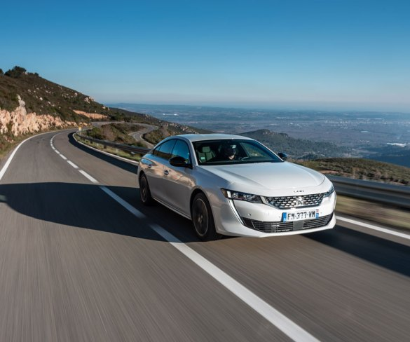 First Drive: Peugeot 508 Hybrid 225 GT