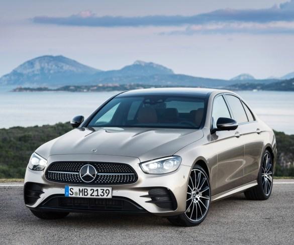 Mercedes-Benz reveals heavily facelifted E-Class