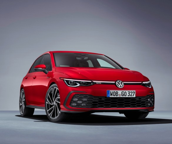 Volkswagen shows new performance Golf models, hot Touareg and ID4 preview