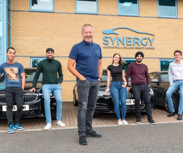 Interview: Synergy Car Leasing's Paul Parkinson on navigating Covid-19