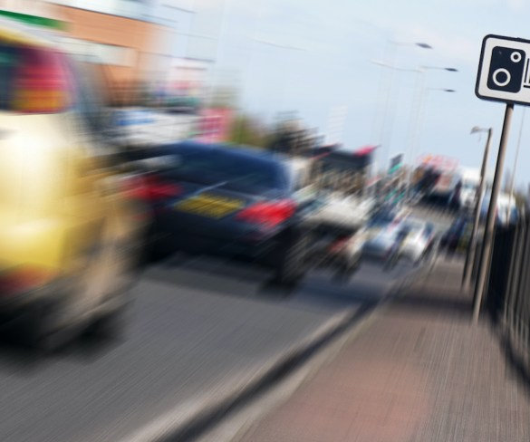 Speeding becoming less acceptable, new researchreveals
